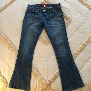 Lucky Brand Charlie Baby Boot Jeans Sz 4 / 27